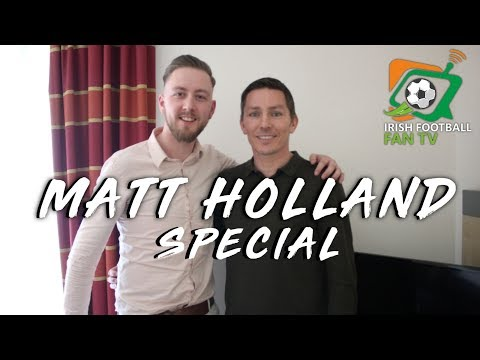 Matt Holland Special | Early Days | Playing in the World Cup with Ireland | Roy Keane & More
