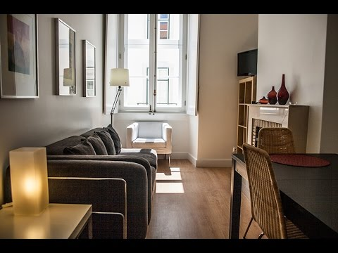 One Bedroom Lisbon Apartment - Chiado