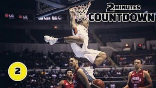 TOP 3 Local Dunks   PBA Commissioner's Cup 2018   Week 1