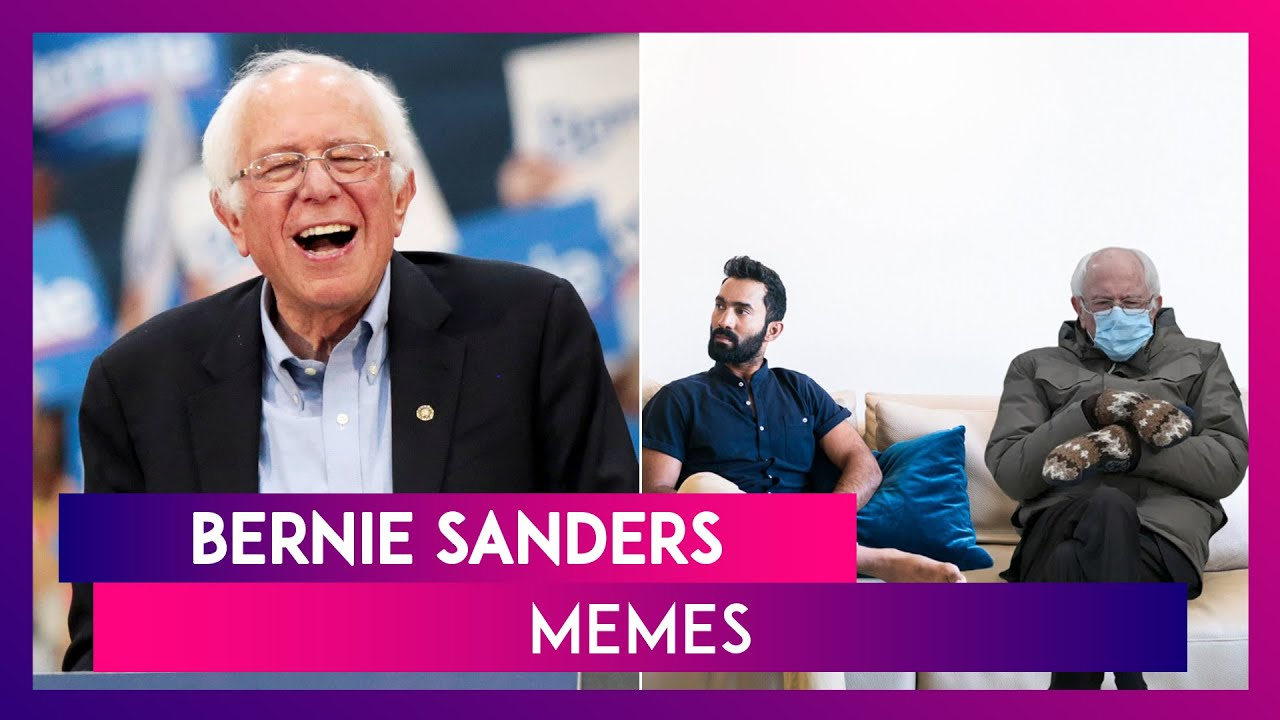 Bernie Sanders Memes Dinesh Kartik Brings Him Home Bollywood Goes All Out With The Meme Fest Youtube