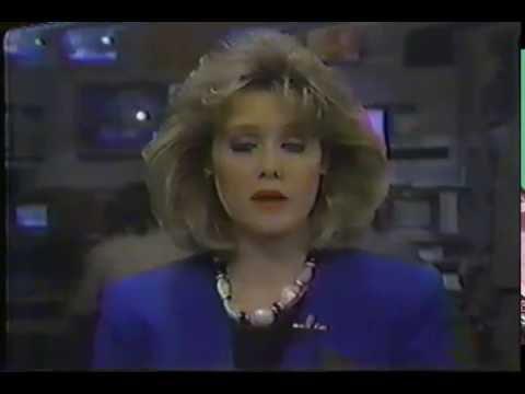 McClelland's Video Curiosities-Macon GA Radio -Gulf War Support- 1991