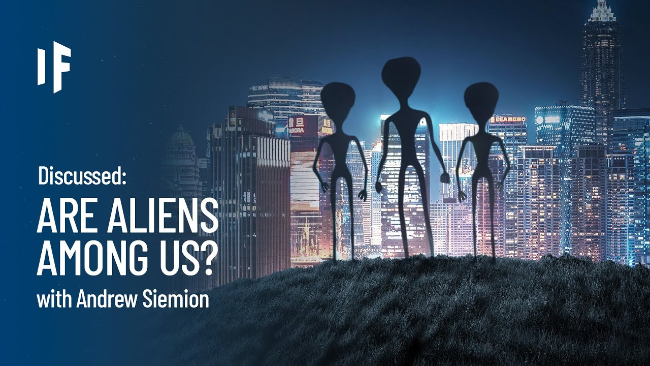 Discussed: What If We've Already Made First Contact with Aliens? - with Andrew Siemion
