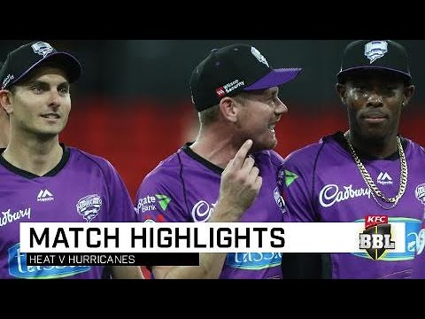 Cane train rolling with win over Heat | KFC BBL|08 Mp3