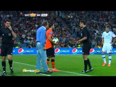 20120902 Shakhtar Donetsk vs Dinamo Kiev (Spanish)