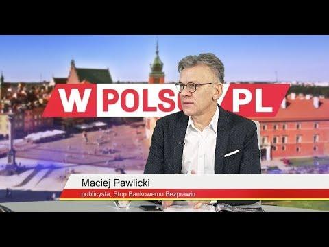 Maciej Pawlicki: Pan Leszek Czarnecki Wiedział, że Sprzedaje Truciznę Zapakowaną W Cukiereczek...