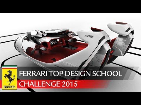 Which Design Schools Placed in Ferrari's Top Design School Challenge?