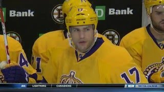 Bruins tribute to Milan Lucic 2/9/16