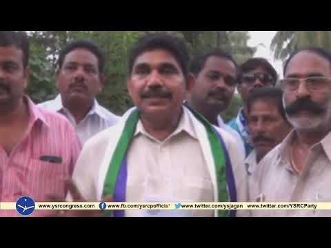 Pithapuram YSRCP Leader Pendem Dorababu in Raavali Jagan Kaavali