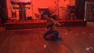 Jizzelle performing Raks Kawleeya (Iraqi) Thumbnail