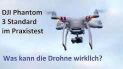 DJI Phantom 3 Standard Test: Flugverhalten, Videoqualität, Spaßfaktor und Fazit