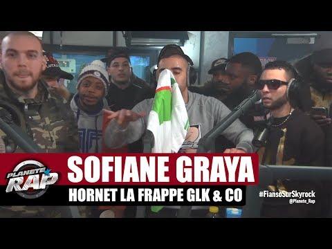 Freestyle de Sofiane, Graya, Hornet la frappe, Marwa Loud, GLK, Big Nas & Co #PlanèteRap