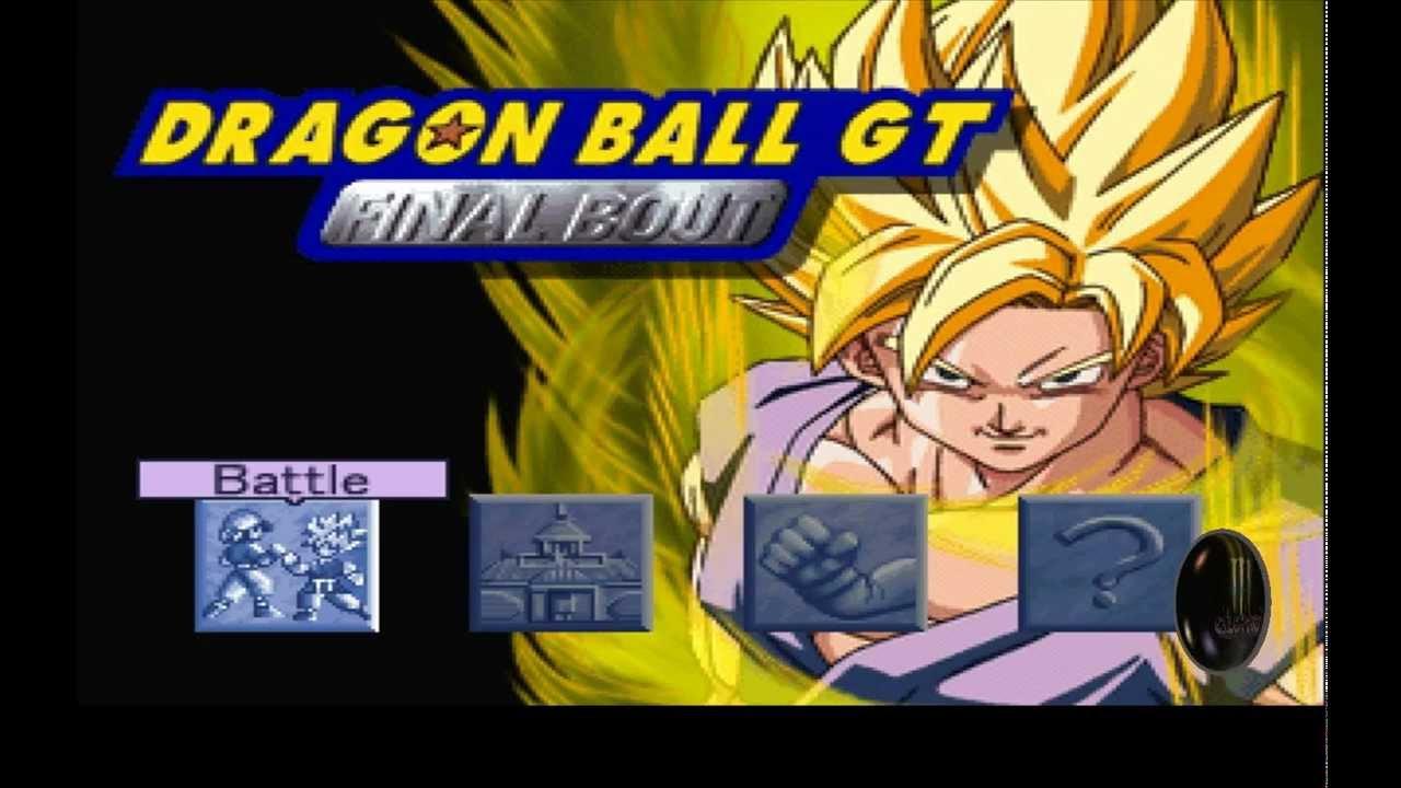 como desbloquear todos los personajes de dragon ball gt final bout