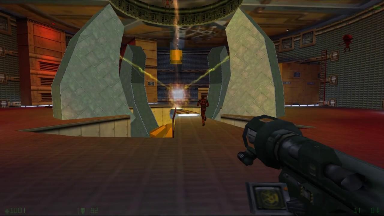 Half Life Opposing Force Killing Gordon Freeman