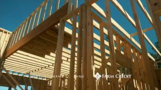 Home and Farm Construction Loans from Colonial Farm Credit