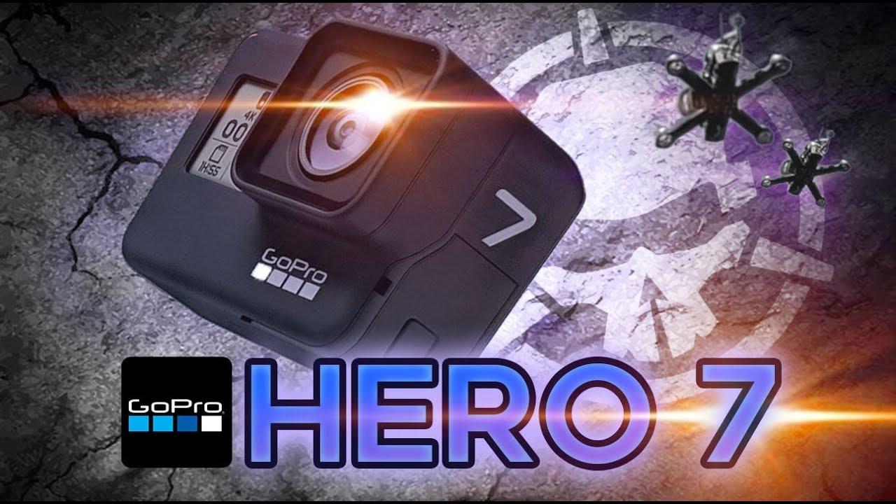 Gopro Hero 7 On Drones Youtube Telkomsel 17 Session
