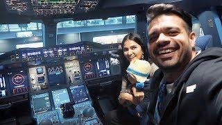 Delhi-Germany-London in Airbus 380 |Flying Beast