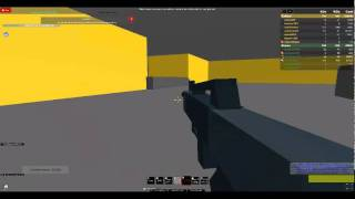 Roblox Special Operations: Shot down [base war]