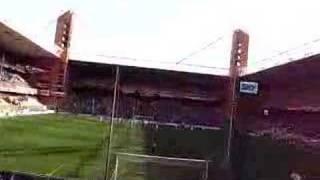 Genoa Lecce - Gradinata Nord - Sarò sempre con te...
