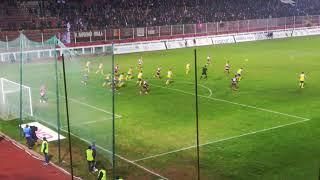 Gol 1-0  #RAPID BUCURESTI - INAINTE MODELUL - Liga 3 #Giulesti 24.11.2018 #fcrapid #rapidbucuresti