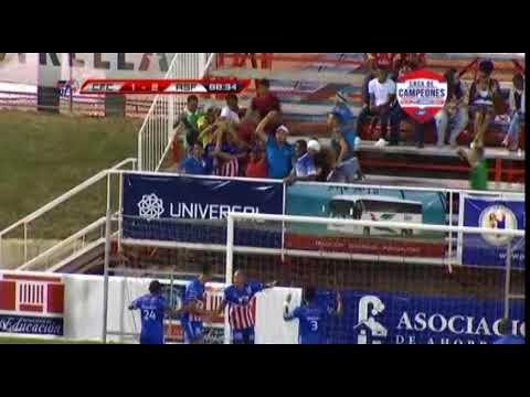 Gol de Anderson Arias. Atl. San Fco. Vs Cibao FC - Jornada 6 LDF 2018