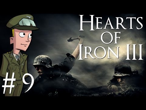Hearts of Iron 3 | Their Finest Hour | Germany | Part  9 | Operation Weserübung