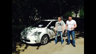 Константин из Кемерово приобрел Toyota Auris в РДМ-Импорт ( отзывы о РДМ-Импорт )