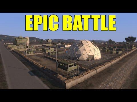 EPIC BATTLE - Arma 3 Wasteland