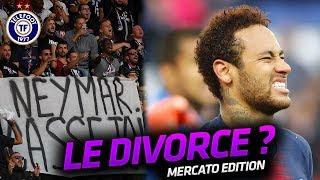 Neymar LACHE par le Parc des Princes - La Quotidienne Mercato #25
