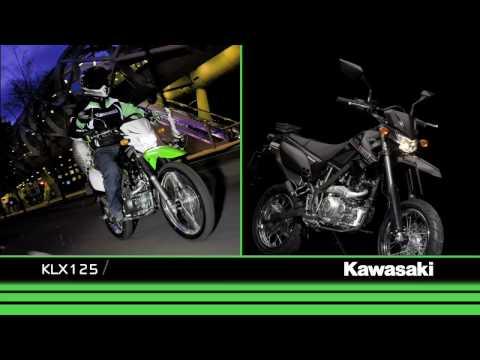 Kawasaki KLX125 & D-TRACKER 125 2010