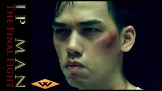 IP MAN: THE FINAL FIGHT (2013) - US Teaser
