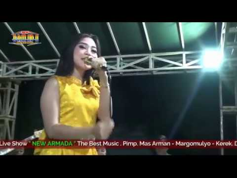 SATU PONDOK 2 CINTA  Saskia Mega  Live NEW ARMADA  The Best Music