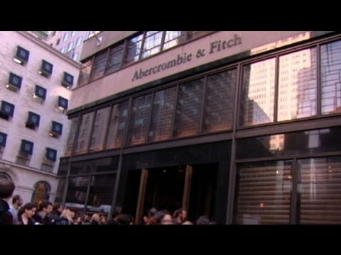 Abercrombie and Fitch Sizes Under Fire, Critics Say Normal, Plus Sizes Not Sold in Stores