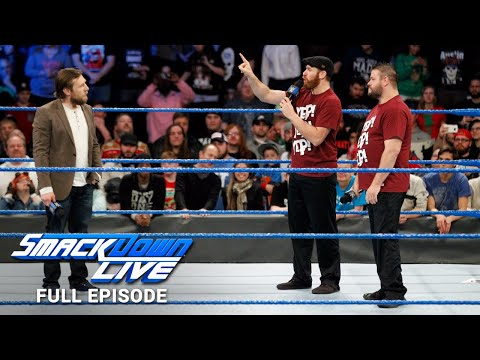 WWE SmackDown LIVE Full Episode, 12 December 2017