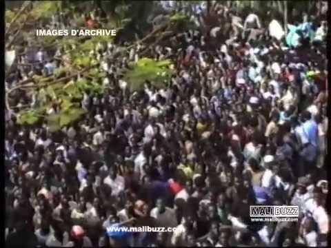 Le 22 mars 1991 au Mali: Voici ce qui n'a pas été dit ***VIDÉO D'ARCHIVE***