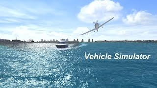 "Vehicle Simulator: ""Show, don"