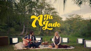 Смотреть клип Melissa Romero - A Tu Lado
