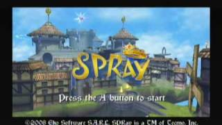 SPRay (Wii) Part 1: The Beginning - Introduction