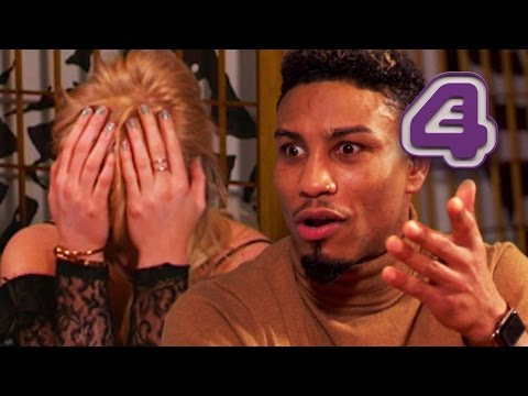 Jorgie Porter Loses It After Date's Weird Toilet Comment! | Celebs Go Dating