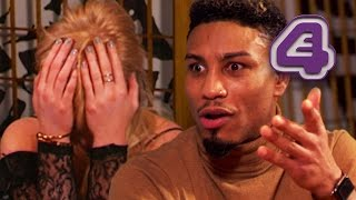 Bear 'Accidentally' Sprays Date with Champagne | Celebs Go Dating