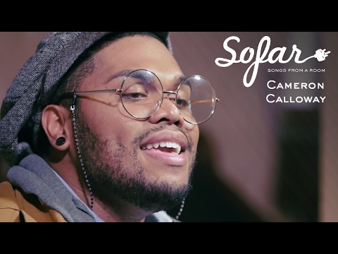 Cameron Calloway - Imagine (John Lennon Cover) | Sofar Las Vegas