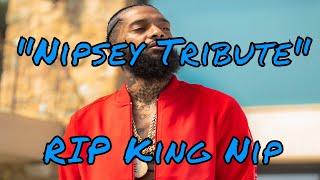 [FREE] Nipsey Tribute Instrumental 2019 by IBTU