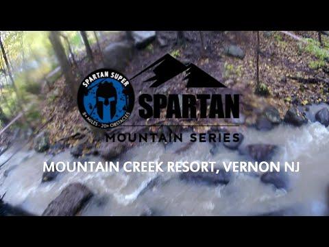 Spartan Super - Mountain Series - 2 Hours 43 Mins