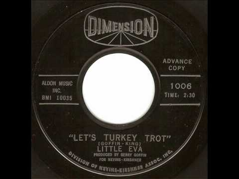 Little Eva - Let's Turkey Trot