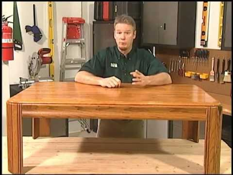 Do It Yourself Wood Furniture Restoration You