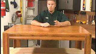 Do It Yourself : Wood Furniture Restoration