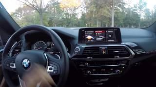 2018 BMW X3 M40i POV drive