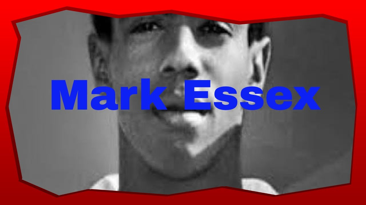 "New Orleans Sniper Mark Essex  ""NOLA'S Notorious"""