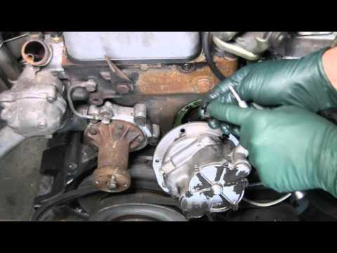 Diesel Engine Maintenance Tip 24: Vacuum Pump Inspection and Replacement Parts