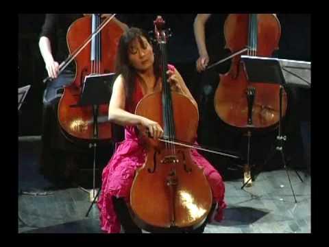 J. Haydn Divertimento  - Velitchka Yotcheva, Patrice Lare and I Cellisti Orchestra
