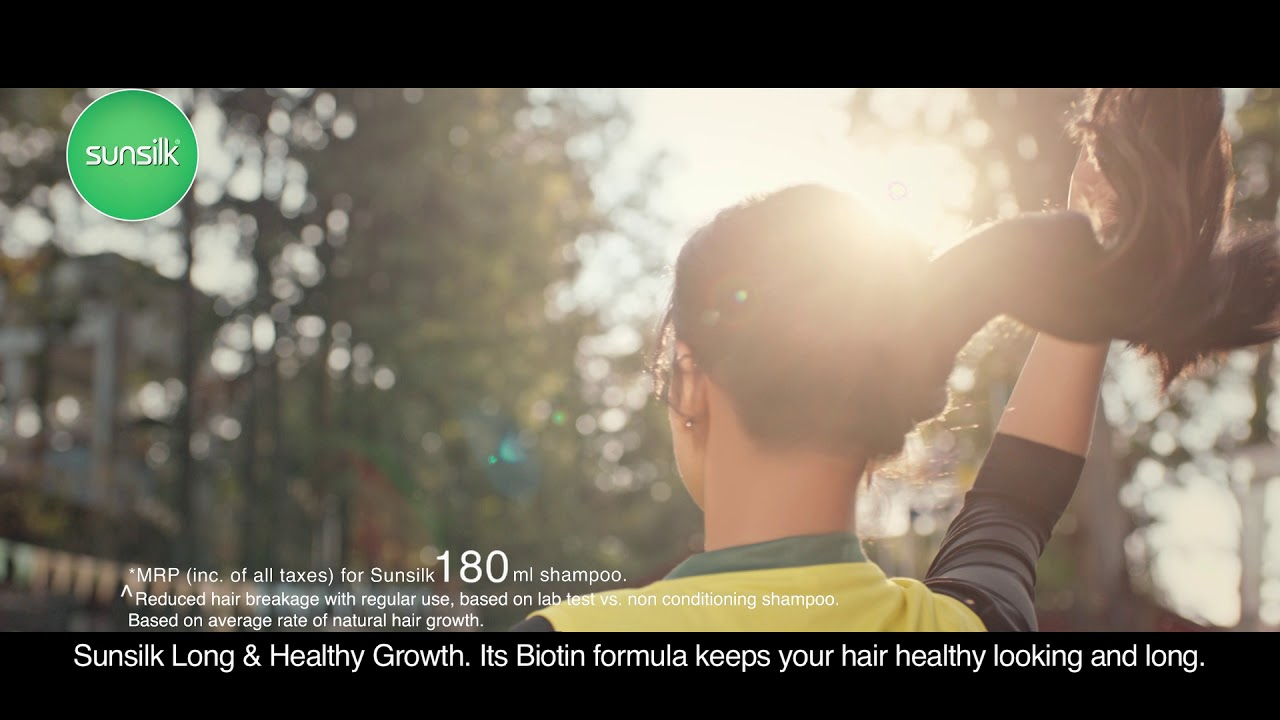 Sunsilk Long and Healthy Growth - English